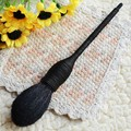 Yachiyo Kabuki Brush 27# Handmade Canes Black Goat Hair Powder Blush Foundation Makeup Brushes maquiagem