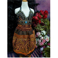 1/3 BJD Clothes Bohemia Aristocratic One-piece Dress, SD / BJD Female Clothes,Free Shipping