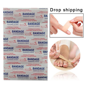 Image 2 - OPHAX 50Pcs Waterproof Band Hemostasis Aid Stickers Adhesive Bandage Wound Dressings Sterile First Aid Bandage Medical Plasters