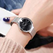 Hot new women genuine leather strap wrist watches womens Original fashion casual quartz watch Top brand Julius 455 wristwatch