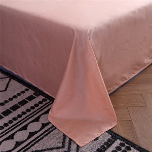 Image 5 - Four Piece Quilt Cover Striped Full SizePrincess lace sheet lace bedskirt bed mattress cover and pillowcas warm quilted padded