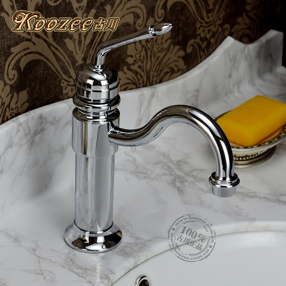 ⊰Furukawa antique copper faucet hot and cold whole European ...