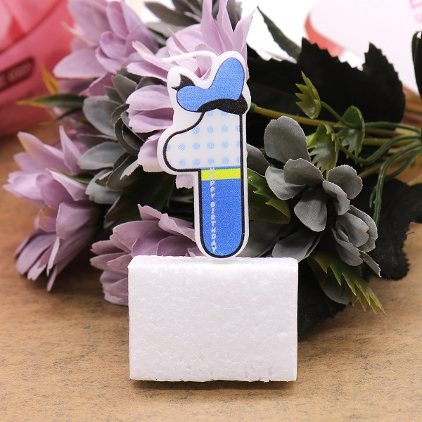 Blue1 candle Presents for one year old boy 5c64f7ebeed00