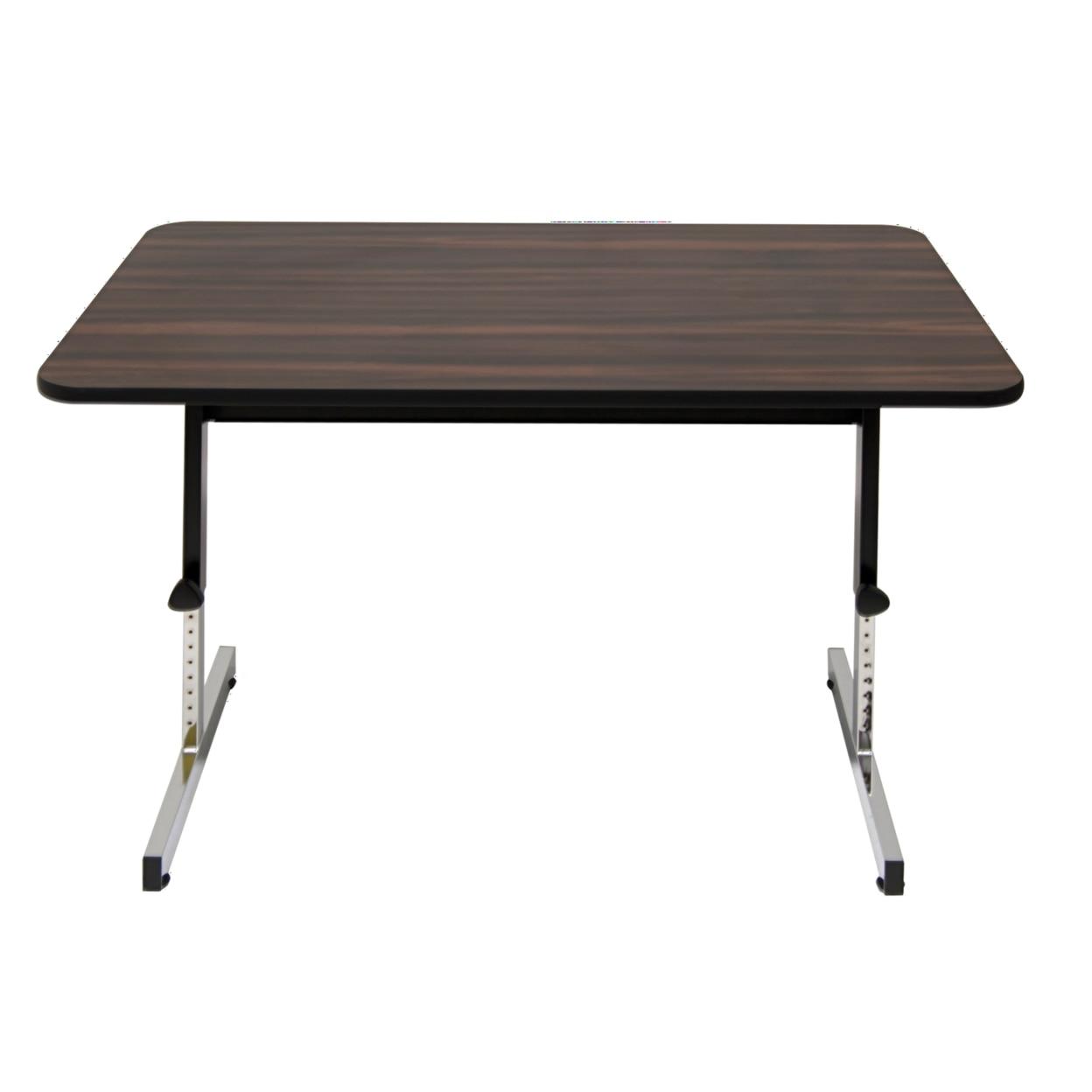 Studio Designs Home Office Adapta Desk 48 Desk - Black/Walnut studio designs home office maxima ii drafting chair black