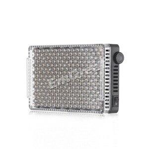Image 3 - Aputure Amaran AL F7 Bi Color Temperature 3200 9500K CRI/TLCI 95+ 256Pcs Led Panel Stepless Adjustment On Camera LED Video Light