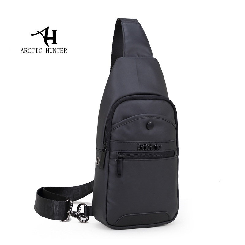 Image 4 - Brand Chest Bag One Shoulder Sling Backpack Daily Travel Crossboy Strap Bags Men Back Bag Casual Personalized Backpacks Stylish-in Backpacks from Luggage & Bags