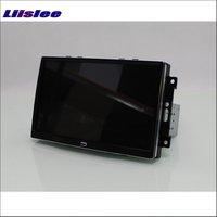 Liislee Car Android 6.0 GPS Navigation Multimedia For Dodge Dakota 2005~2007 Radio HD Screen Audio Video No CD DVD Player System