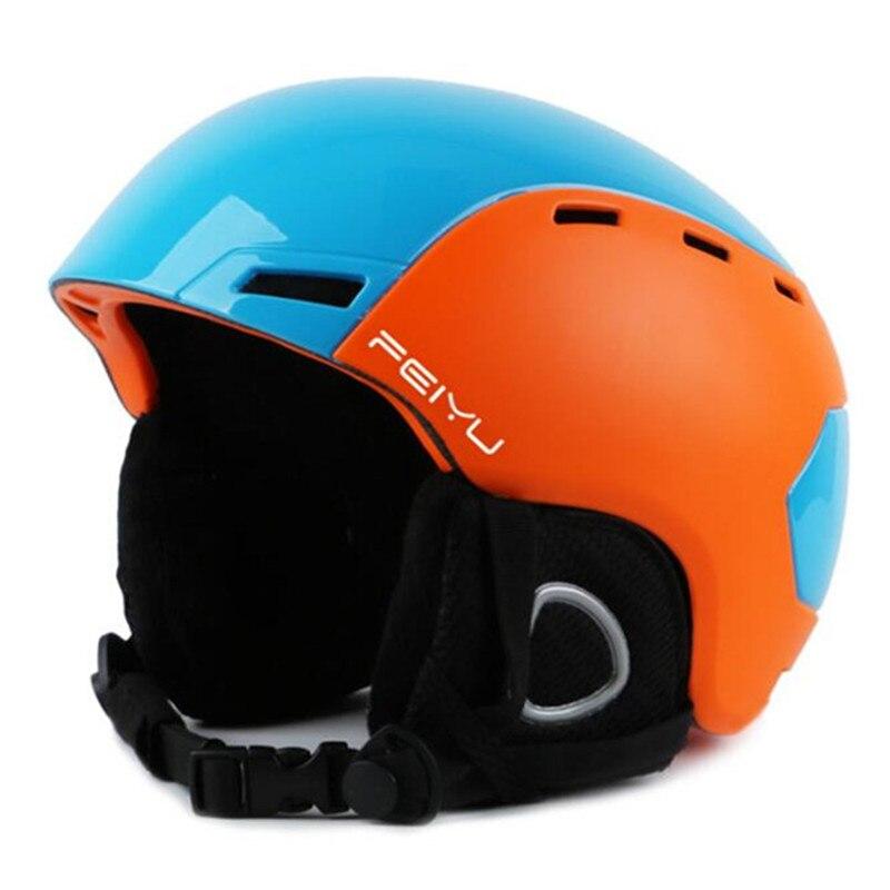 Prix pour Adultes casque De Ski Équipement Snowboard Casques Équitation Skate Ski Casque Rouleau Casco Para Moto Casque
