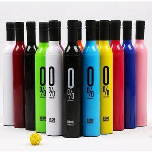 50pcs Wine Bottle Umbrella 3 F