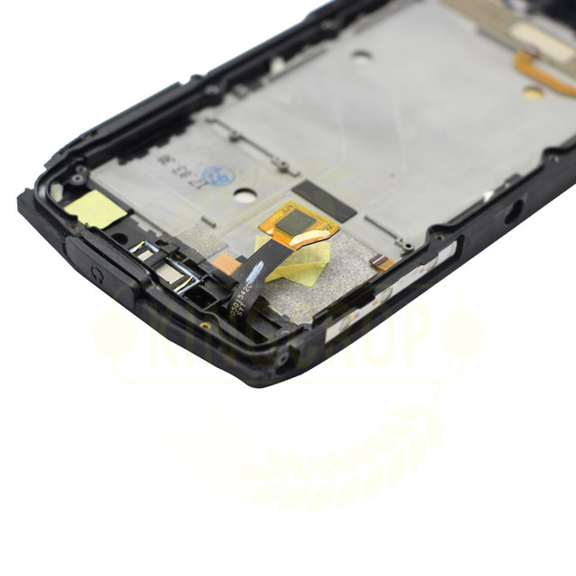 For Blackview BV7000 BV7000 PRO LCD Display with frame Touch Screen 100% Screen Digitizer Assembly for Blackview BV7000PRO lcd