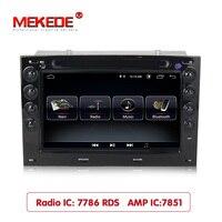 MEKEDE Android 8.1 Car DVD Player For Renault Megane 2 2003 2004 2005 2006 2007 2008 2009 2010 Stereo GPS Navigation 3G