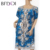 BFDADI Nightgowns Sleepshirts das Mulheres Estilo Camisola Roupão Roupão Sleepwear Salão 2017 Mulheres Verão Tamanho Grande 5 Cores