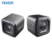 Foxeer Box 2 4K 30Fps HD Cam 155 Degree ND Filter FOVD SuperVison FPV Action Camera For APP Phone Micro HDMI Port RC Drone