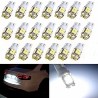 20PCS T10 20 SMD 1210 LED White Super Bright Car Bulb 194 168 2825 W5W Interior