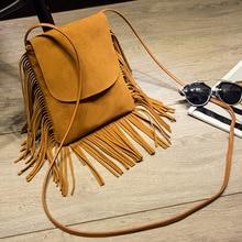 Mode Quaste Design frauen Schultertasche Hohe Qualität Pu-leder Weiblichen umhängetasche Damen Casual Crossbody taschen