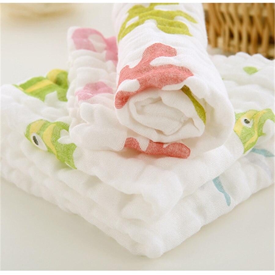 molle del bambino towel da bagno in cotone set toallas fazzoletto bambino mussola garza salviette bambino