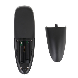 Image 5 - G10 Gyroscope Air Mouse Mic Microphone Google Assistant Voice Search IR Learning Remote Control For Android Smart TV Box