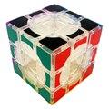 Lanlan 57mm Hueco 3x3x3 Velocidad Cubo Mágico Rompecabezas Profesional Cubo mágico Juguetes Educativos Juguetes Especiales