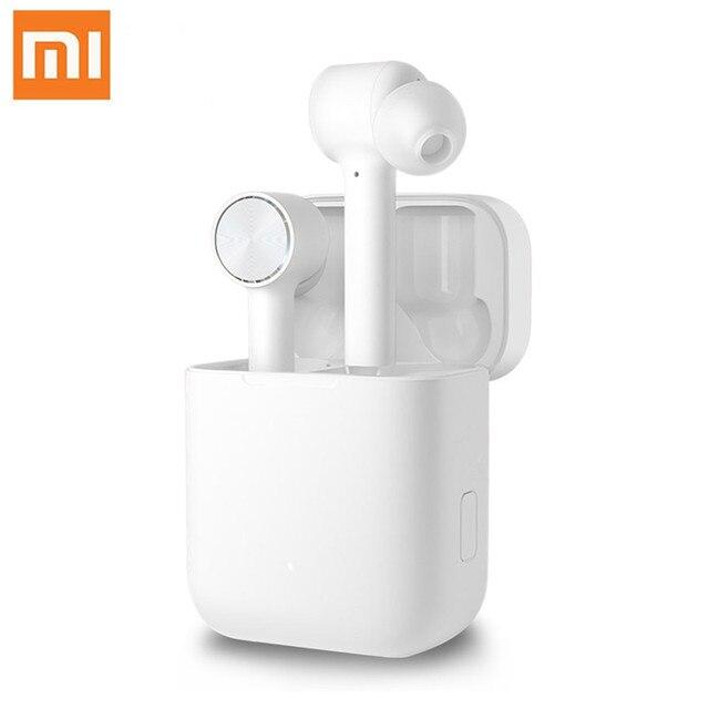 מקורי Xiaomi אוויר TWS Airdots פרו אוזניות Bluetooth אוזניות סטריאו ANC מתג ENC אוטומטי להשהות שליטה ברז אלחוטי אוזניות