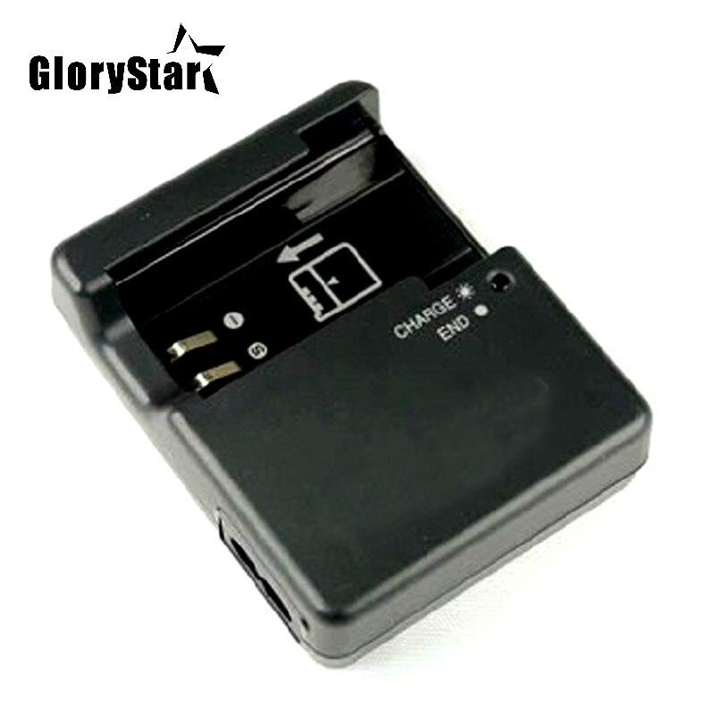 Caméra Batterie Chargeur pour Nikon D3000 D5000 D8000 D60 D40 D40X EN-EL9 EN-EL9a Lithunm-ion Batterie Chargeur US/ l'UE/AU/UK Plug MH23