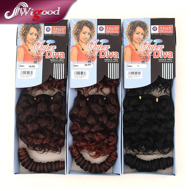 Angels Hair Curly Weaves Tangle Angels Super Diva
