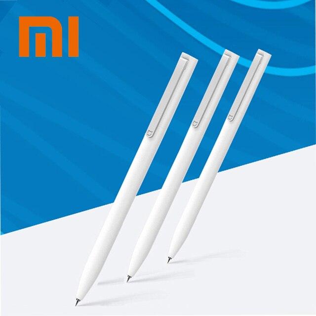 Оригинальные ручки для вывесок Xiaomi Mijia 9,5 мм ручки для подписи добавить Mijia Заправка для ручек черный PREMEC гладкая швейцарская заправка MiKuni японские чернила