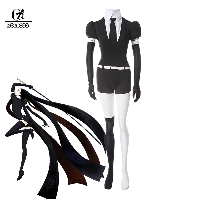 ROLECOS Land of the Lustrous Cosplay Bort Anime Costume Diamond Phosphophyllite Cosplay Costume Cinnabar Full Sets Fall 2017 New