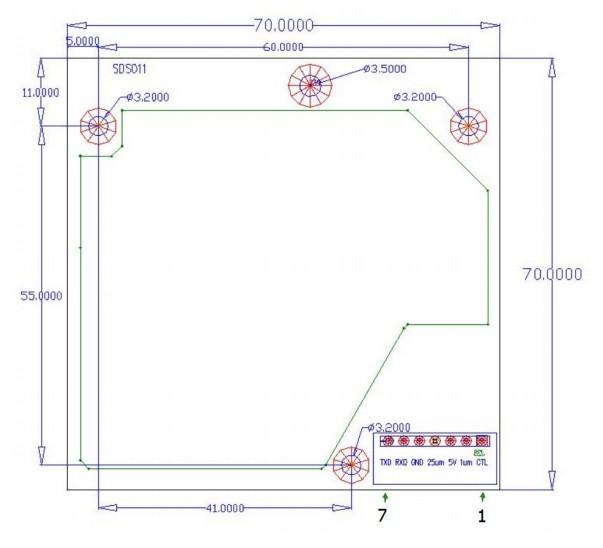 HTB1crfRSpXXXXclXVXXq6xXFXXX1 - Nova PM sensor SDS011 High precision laser pm2.5 air quality detection sensor module Super dust dust sensors, digital output