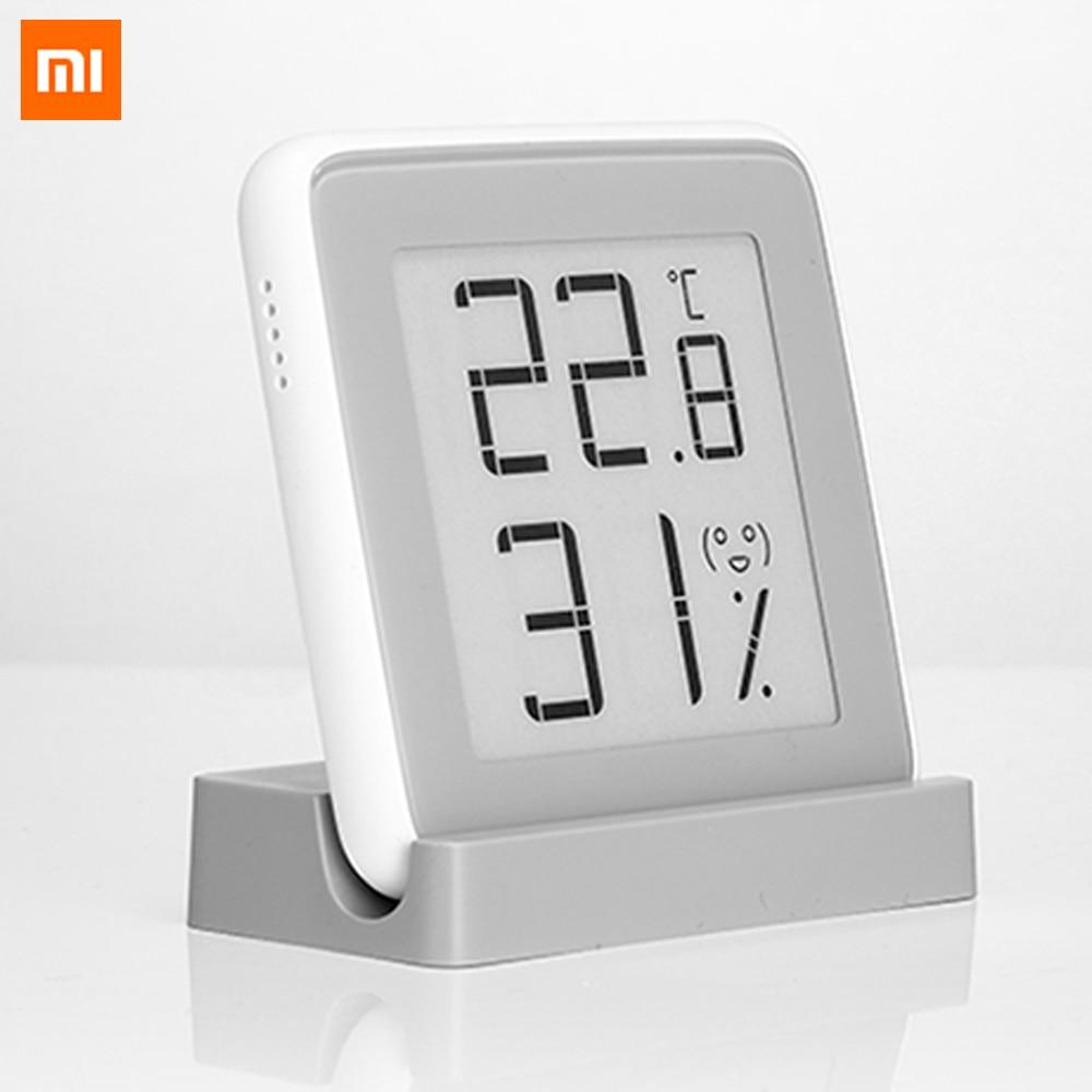 Xiaomi Mijia MiaoMiaoCe E-Link INK Screen Display Digital Moisture Meter High-Precision Thermometer Temperature Humidity Sensor