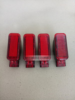 4x Door Panel Warning Light For Audi A3 A4 A5 A6 A7 A8 Q3 Q5 TT