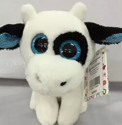 TY BEANIE BOOS BOO S DAISY the COW no hang tag-in Dolls from Toys   Hobbies  on Aliexpress.com  1f9e565d620