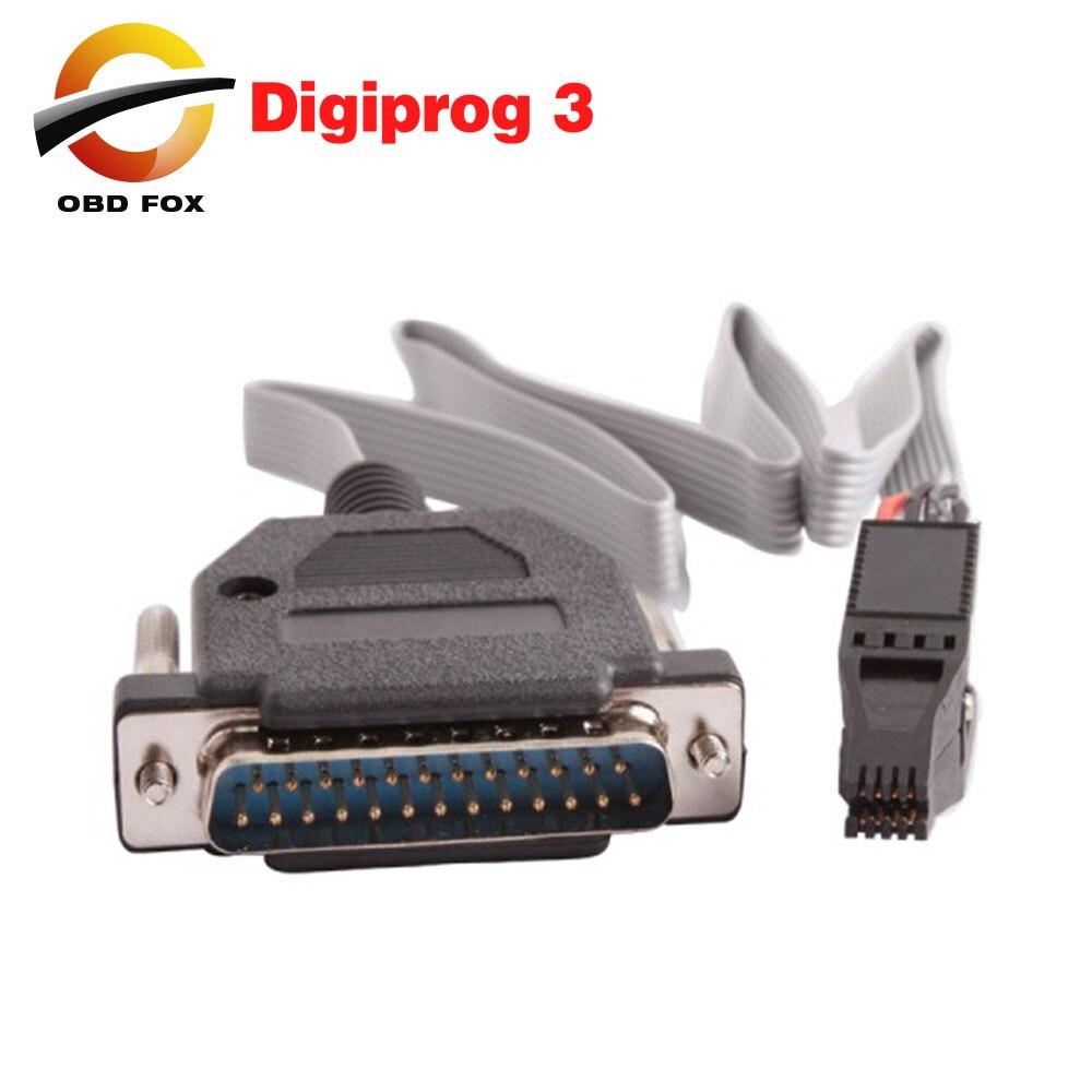 Prix pour 2017 Top vente ST01 01/02 Câble pour Digiprog III Bonne qualité Digiprog 3 st01 interface livraison gratuite
