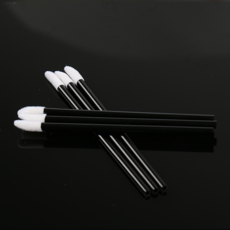 Lipstick Eyelash-Brush Makeup-Tools 50pc Disposable title=