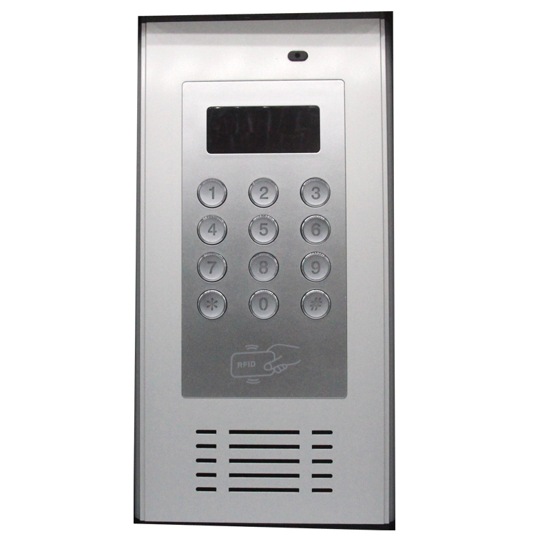 Garage Door Remote Control Waterproof GSM 3G Access Control System Apartment Intercom Door Gate Opener Supports Dial/RFID Open