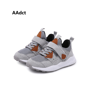 Image 2 - AAdct 2019 running children shoes sports Boys shoes sneakers Mesh breathing kids shoes for girls Brand High quality soft