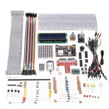Cheapest prices New Arrival Super Starter Kit V2.0 for Raspberry B-books for beginners DIY Project Kit for Raspberry Pi 3 2 Model B+
