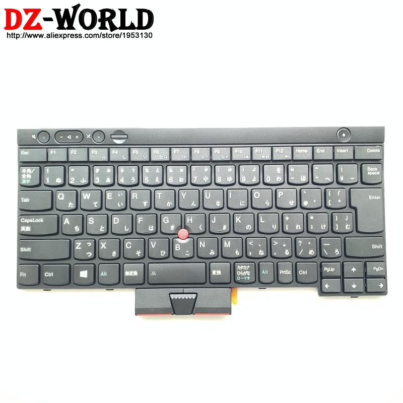 New/Orig JP Japan Keyboard for Thinkpad T430 T430i T430S X230 X230i T530 W530 L430 L530 X230 Tablet Teclado 04X1308 04X1232New/Orig JP Japan Keyboard for Thinkpad T430 T430i T430S X230 X230i T530 W530 L430 L530 X230 Tablet Teclado 04X1308 04X1232
