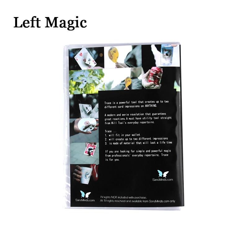 Trace (Gimmick and DVD) de Will Tsai -Magic Tricks impactantes - Juguetes clásicos - foto 4