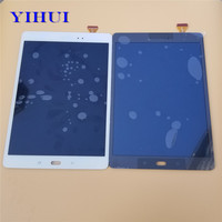 YIHUI For Samsung Galaxy Tab A 9 7 SM T550 T550 T551 T555 Touch Screen Digitizer
