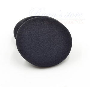 Image 5 - Defean 5 pairs / 10pcs Replacement foam cushion pillow for headphone headset 35mm 40mm 45mm 50mm 55mm 60mm 65mm 70mm 75mm 48mm