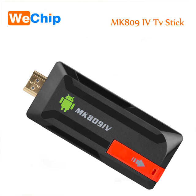 MK809 IV אנדרואיד 7.1 טלוויזיה מקל MK809IV אנדרואיד dongle RK3229 Quad Core 2 GB/8 GB 2G/ 16G DLNA miracast 4 K מדיה נגן טלוויזיה מקל