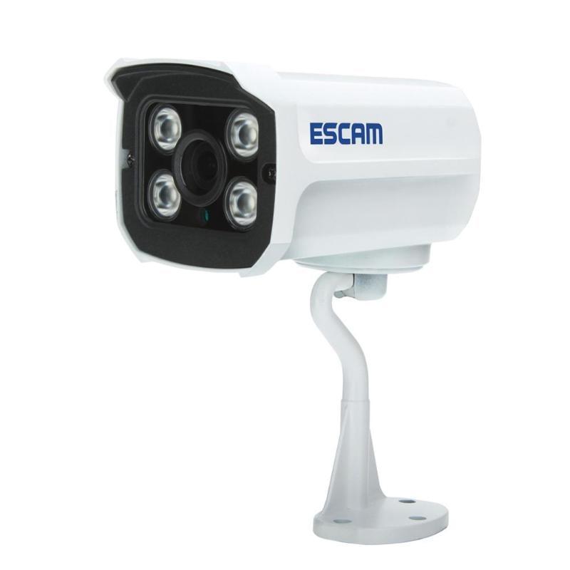 Escam Brick QD300 / Brick QD900 WIFI Mini Camera HD 720P IR Bullet H.264 CMOS 3.6mm Lens Night Vision Wireless WiFi P2P Camera 185 degree fish eyes lens ir night vision 720p cmos wireless ip camera