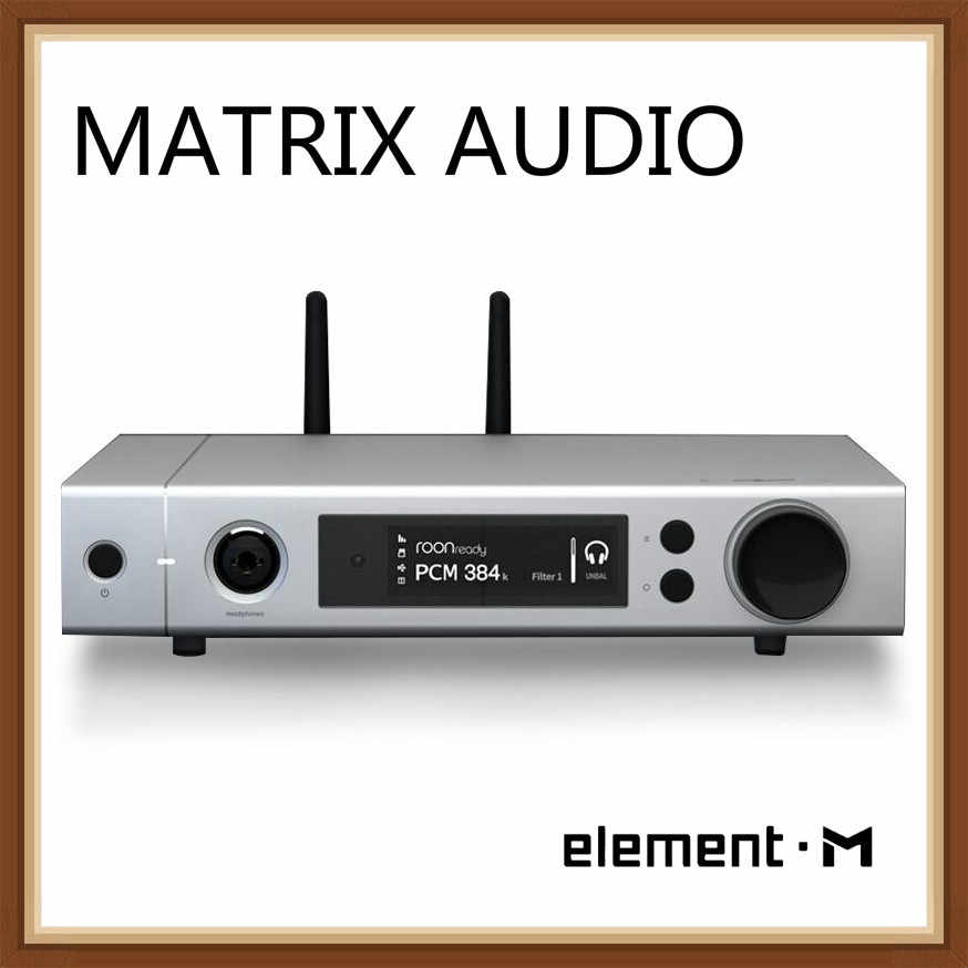 Matrix element M ES9028Pro MQA Audio DAC 768kHz 22 4MHz HiFi Lossless Music  Player Desktop Decoder
