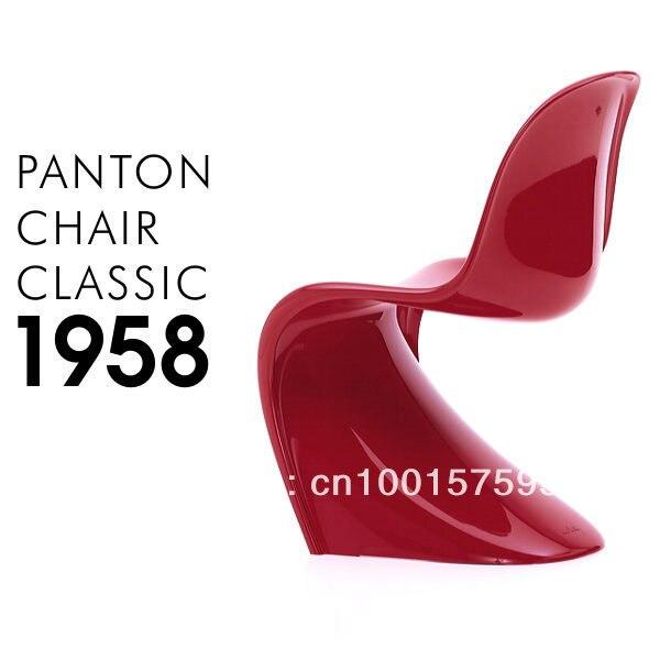 Fiberglass Panton Chair,Verner Panton Chair,modern Classic Furniture,living  Room,home