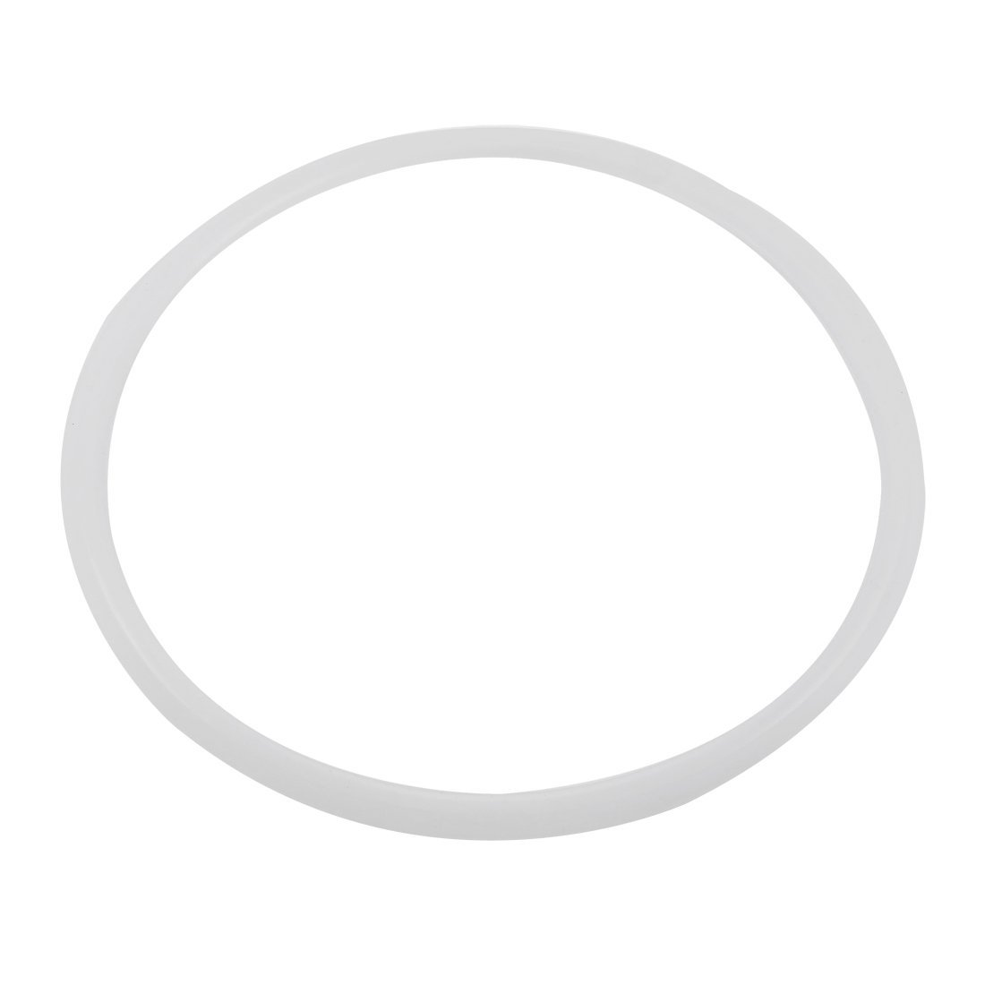 26cm Inner Dia Clear Silicone Pressure Cooker Sealing Ring White Electric Pressure Cooker Replacements Parts electric pressure cookers electric pressure cooker double gall 5l electric pressure cooker rice cooker 5 people