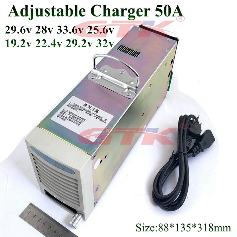 Accessories & Parts Dc 48v 60v Input Step-down Output Adjustable 2.4v 15v 12v 50a Dc Fast Charger For Lto Lithium Titanate Battery Lifepo4 Charger