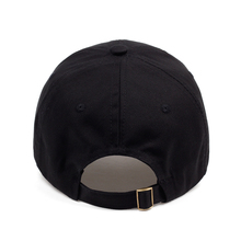 Unisex No New Friends Embroidery Cap