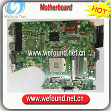 100% Working Laptop Motherboard for toshiba L650 A000075480 Series Mainboard,System Board