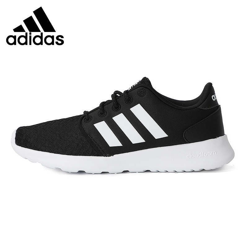 Original New Arrival Adidas NEO QT RACER Women's Skateboarding Shoes Sneakers
