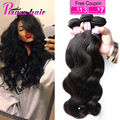 Malasia Onda Del Cuerpo 4 Bundles Rosa Hair Products Malasia Onda Del Cuerpo Virginal Sin Procesar Del Pelo Humano Natural Negro Onda Del Cuerpo Del Pelo